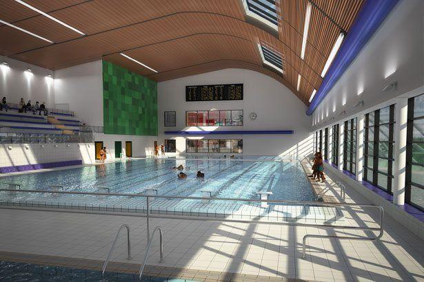 Edenbrook Hart Leisure Centre