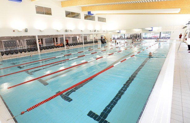 Newark Leisure Centre Opens