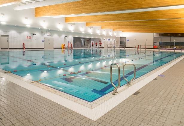 Queens Park Sport Centre, Chesterfield